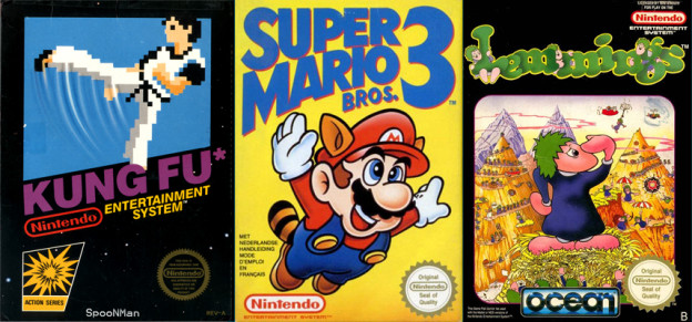 30 Day Video Game Challenge: First Video Game